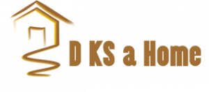 d ks a home logo